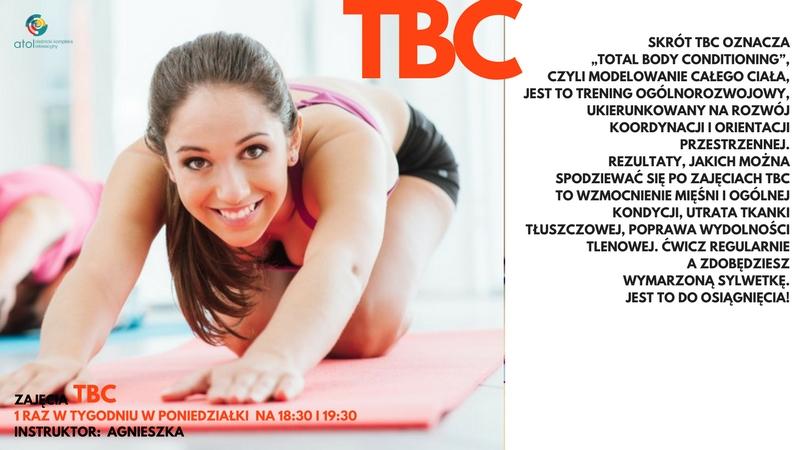 TBC plakat - tekst dostępny poniżej